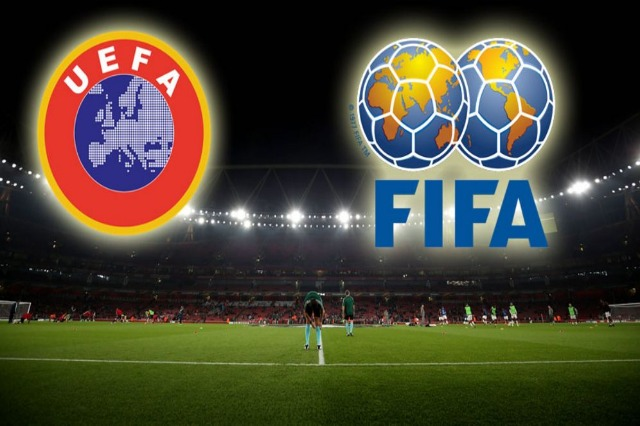 FIFA and UEFA urge for solving the situation with the boycott of the Albanian clubs
