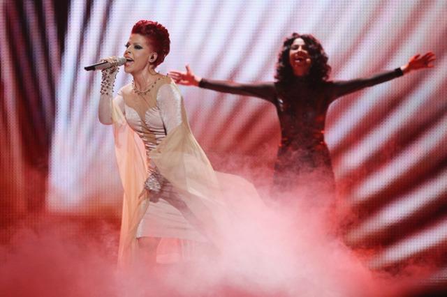 Aurela Gace, la potente voce della musica albanese