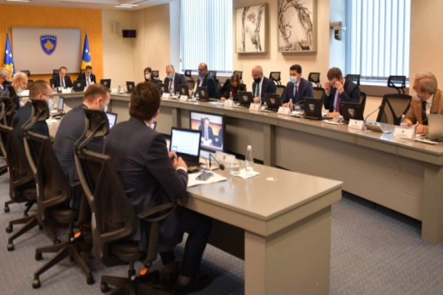 Double taxation, the government of Kosovo approves the commence of negotiations with Montenegro