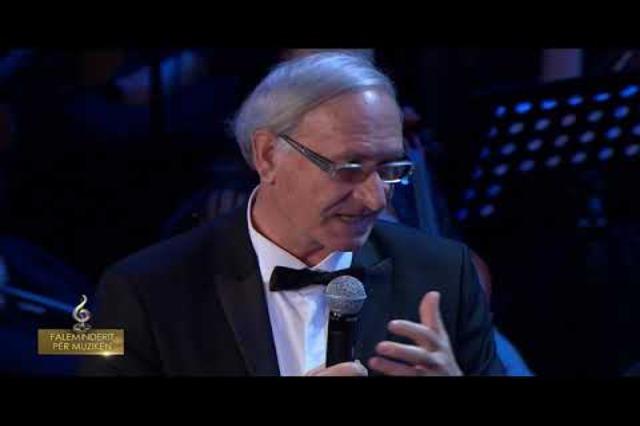 Il compositore Aleksandër Peçi
