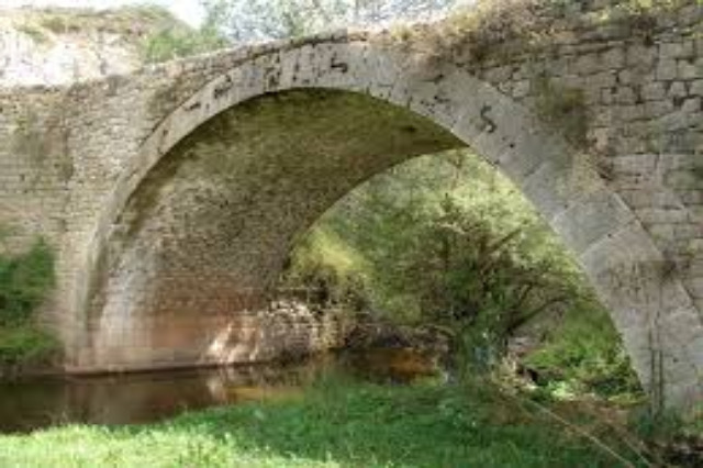 The bridges of Voskopoja