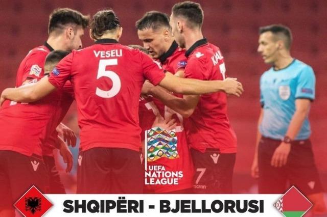 Albania-Bielorussia, corsa al primo posto