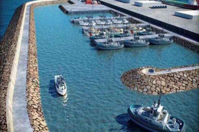 25 milioni di euro per infrastruttura portuale e mercato di pesce