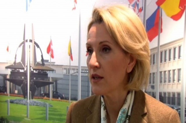 Mimi Kodheli elected Vice President of NATO Parliamentary Assembly