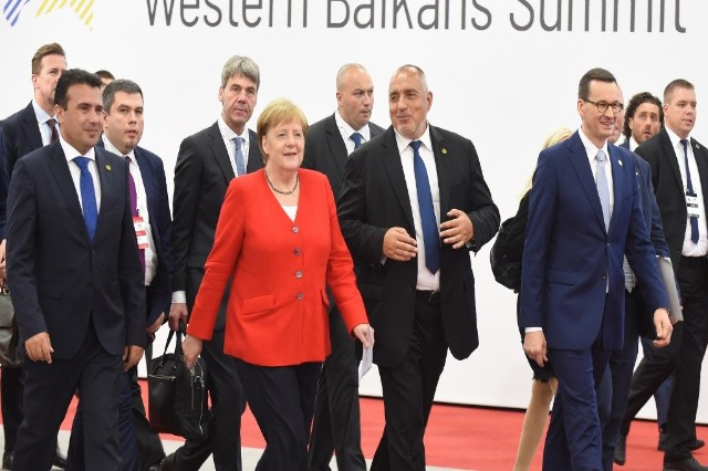 Angela Merkel assistera au sommet des Balkans occidentaux