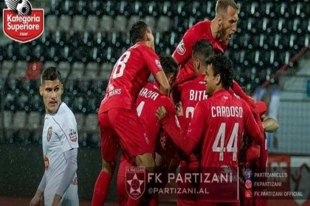 Kukësi beats Vllaznia in Shkodra, Partizani wins over Skënderbeu