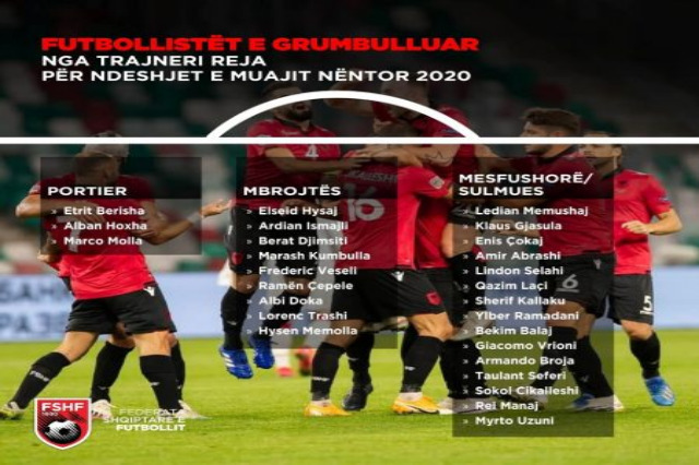 Reja announces the list of players for the three matches of November