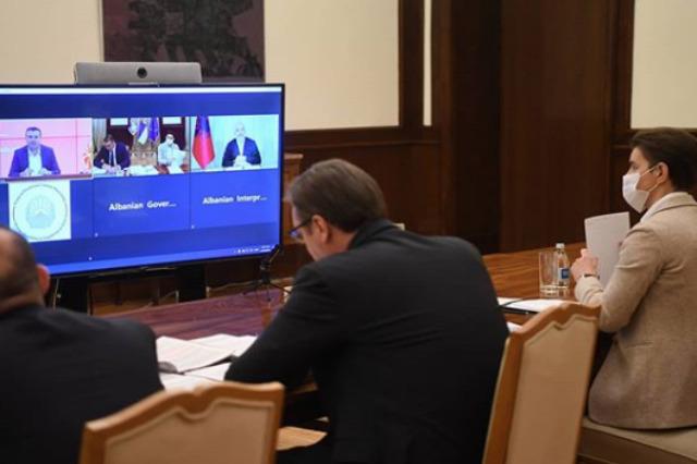 Vučić: importante non chiudere frontiere, combattere insieme pandemia