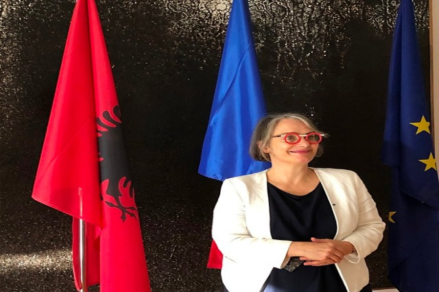 "French Ambassador Barsacq: ""France committed to Albania's accession into EU"""