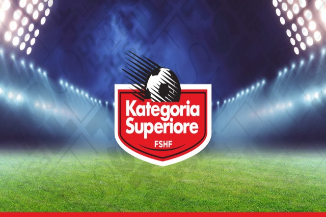 Albanian Superliga, results and standings
