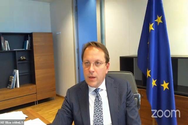 """Varhelyi aux  ministres des Balkans occidentaux: """"Vous devez avancer les réformes"""""""