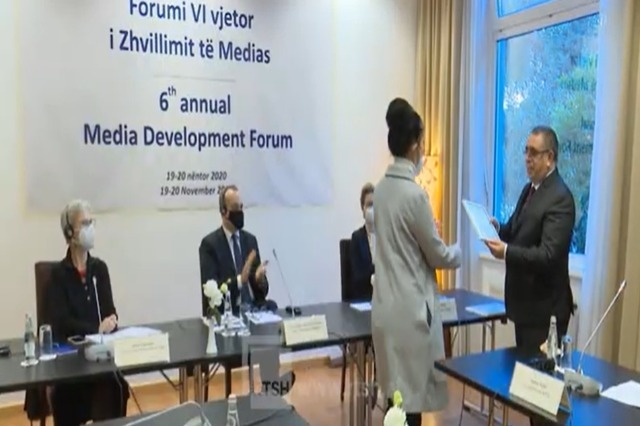 OSCE organizes the 6th annual Media Development Forum