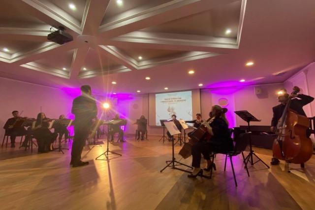 Réunion nationale des orchestres à cordes / 5ème édition avec musique d'élite