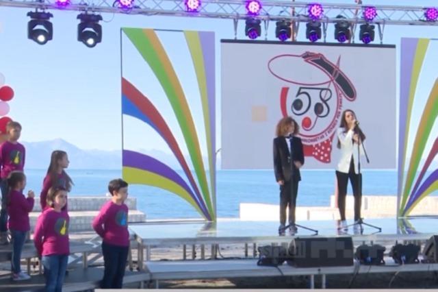 Albanie/ Festival national de la chanson pour les enfants organisé malgré la pandémie,