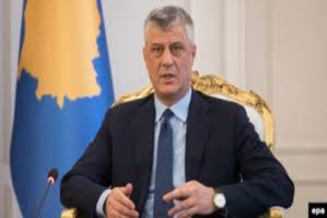 Thaçi: Talks without recognition, the process is failed