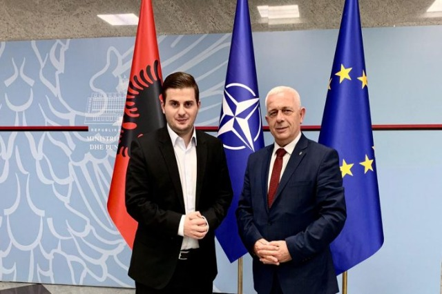 Cakaj meets the Mayor of Bujanovac: We will work together to raise the Albanian factor in the Presevo Valley