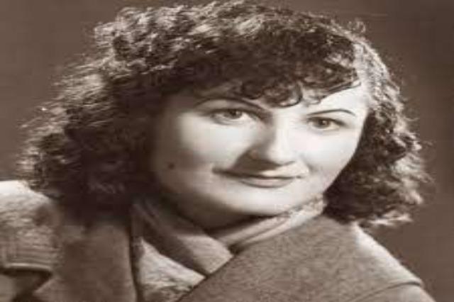Luçie Miloti - eine bekannte albanische Sängerin