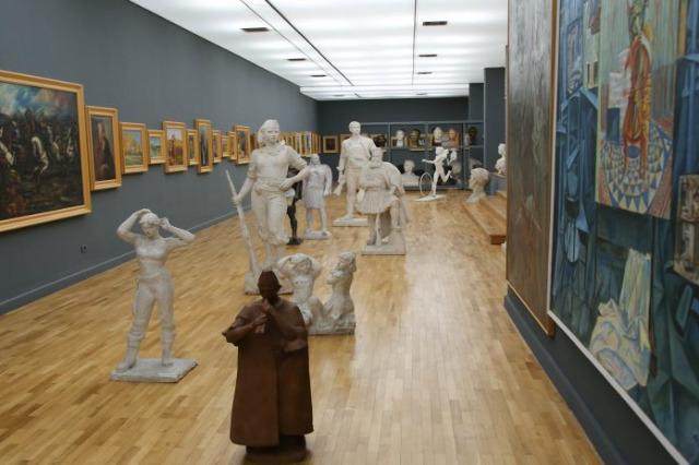 """""""Archivio aperto"""" a Galleria nazionale di Arti"""