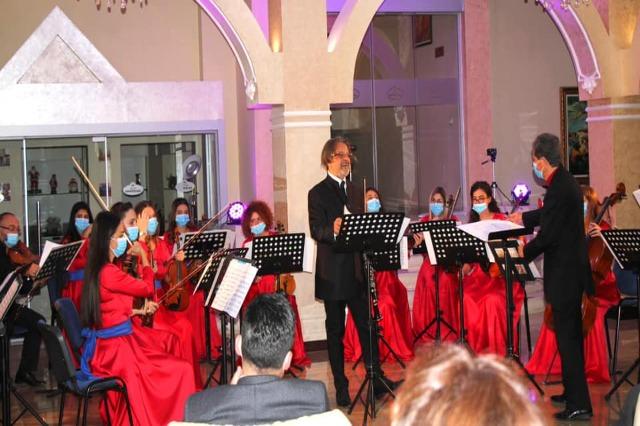 Albanie/ Elbasan: Rencontre Internationale des Orchestres à Cordes