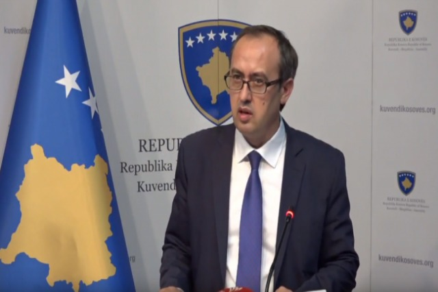 Pm of Kosovo, Hoti: We will soon have a president, by consensus or by voting