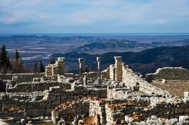 Bylis arkeolojik parkı