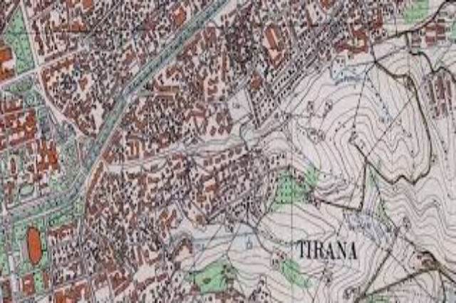 80 million euro project for the creation of the digital map of Albania for the next 5 years