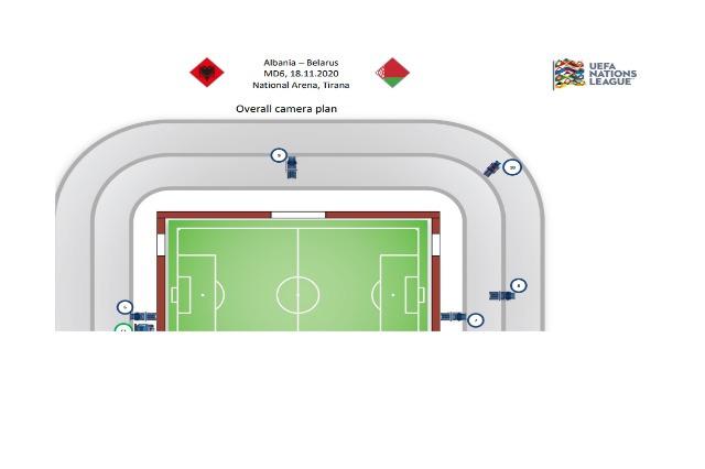 """UEFA decide: si gioca a """"Arena Kombëtare"""""""