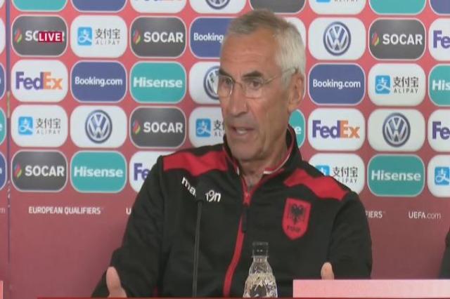 Arnavutluk ekibi Kasım ayı içinde 3 maç oynayacak