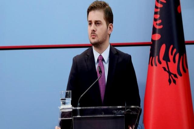 Avrupa ve Dışişleri Bakan Vekili Gent Cakaj'ın açıklaması