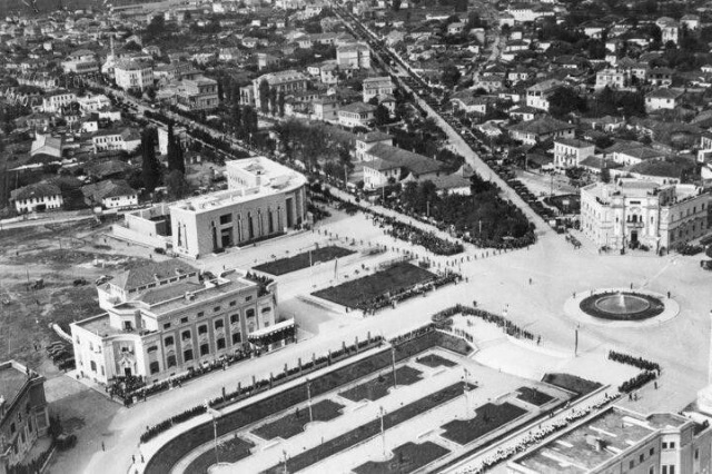 Tirana celebrates the 76th anniversary of its liberation