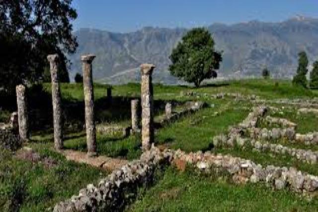 Antigonea wurde  im 3. Jahrhundert vor unserer Zeitrechnung gebaut