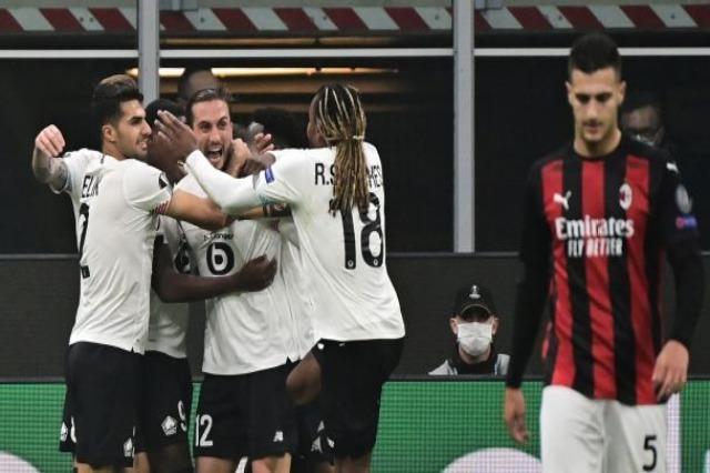 """UEFA Liga Evrope. RTSH """"bira"""" Milana"""