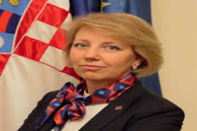 Croatian Secretary of State Andreja Metelko-Zgombic: Albania has worked hard on the priorities; The opening of membership negotiations will take place within a short period of time