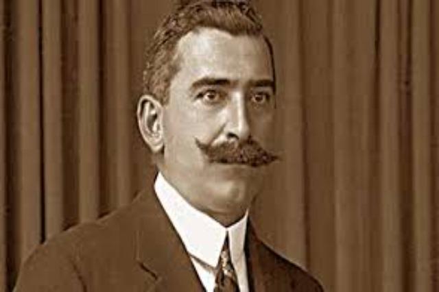 Luigj Gurakuqi, an Albanian writer and politician, an important figure of the Albanian National Awakening