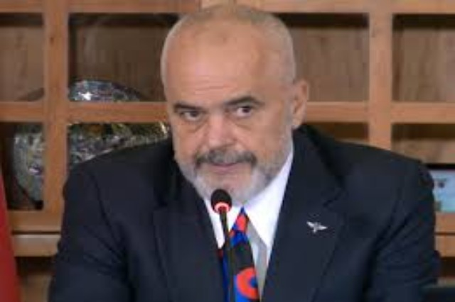 Year-end press conference of Prime Minister Edi Rama