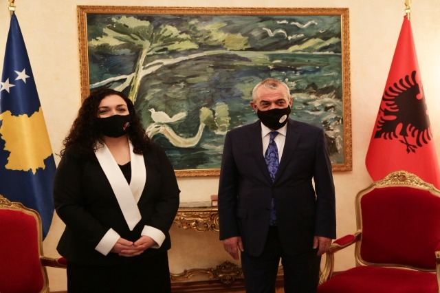 Ruçi holds meeting with Osmani: Let us not allow the truth about Kosovo be overturned before our eyes!