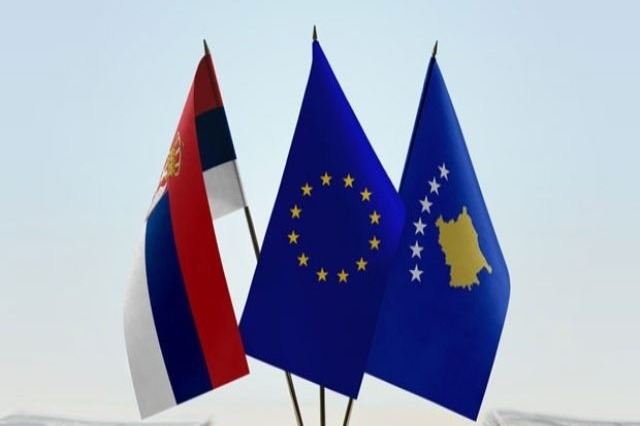 A meeting between the heads of delegations of Kosovo and Serbia is taking place in Brussels on Thursday