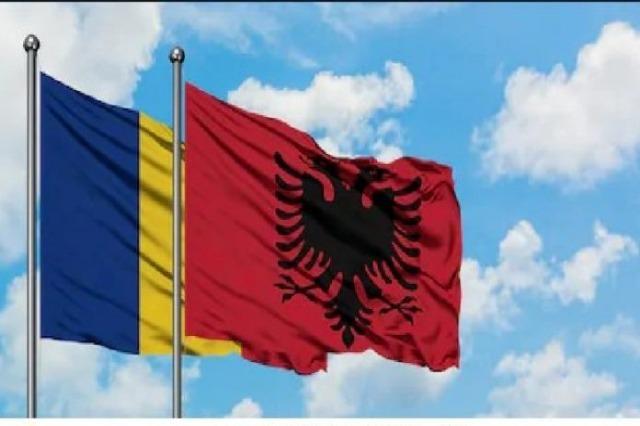 Speaker Ruçi congratulates his Romanian homologue on the national day