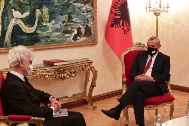 Ruçi receives the Ambassador of Poland: Albania and the Western Balkans, with a western vision and destination