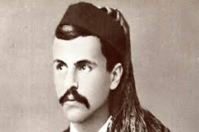 Filip Shiroka is a classical Rilindja poet