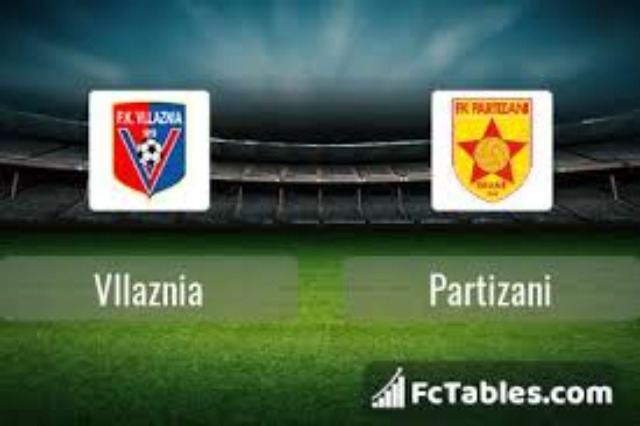 Vllaznia celebrates after the victory with Partizani and holds the leadership of the Super League