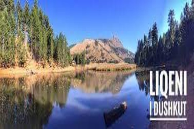 "Lago di ""Dushku"" a Permet, una destinazione turistica da non perdere"
