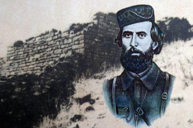 Der 90. Todestag des berühmten Patrioten Mihal Grameno (1871-1931).