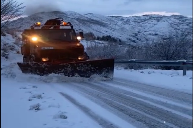 Bad weather conditions, ARA advises  the drivers to be careful on the road