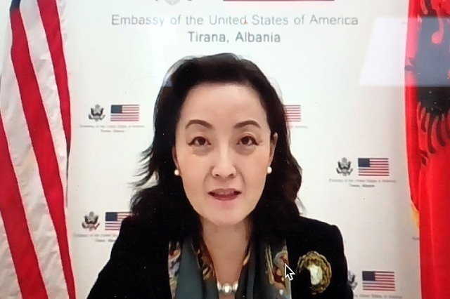 Remarks by Ambassador Yuri Kim at the USAID's U.S.- Albania Transparency Academy