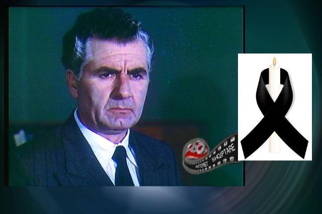 Der bekannte albanische Regisseur und Schauspieler, Dhimitër Orgocka ist tot