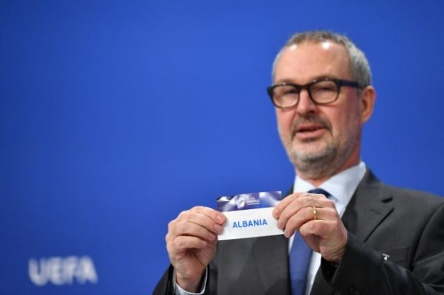 U-21 draw, Albania to face England, Czech Republic, Slovenia, Kosovo and Andorra
