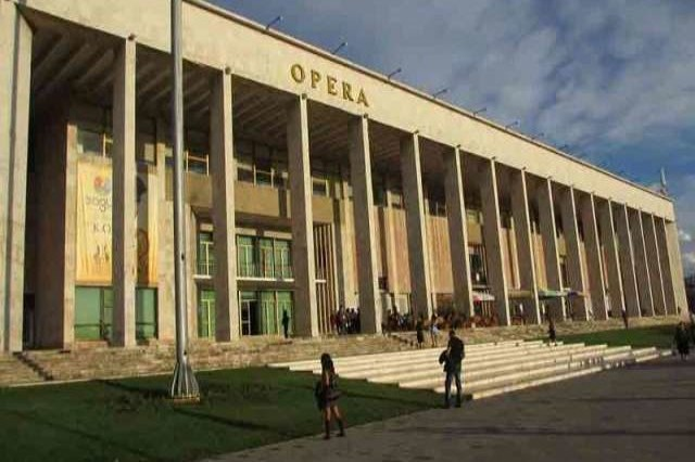 "The Opera and Ballet Theater opened the artistic season with the concert ""Artists of the Future""."