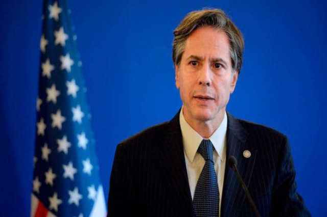 US State Secretary Blinken congratulates Pm of Kosovo Kurti