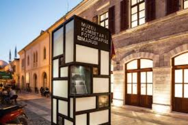 "The National Museum of Photography ""Marubi"" selected among 50 European museums"